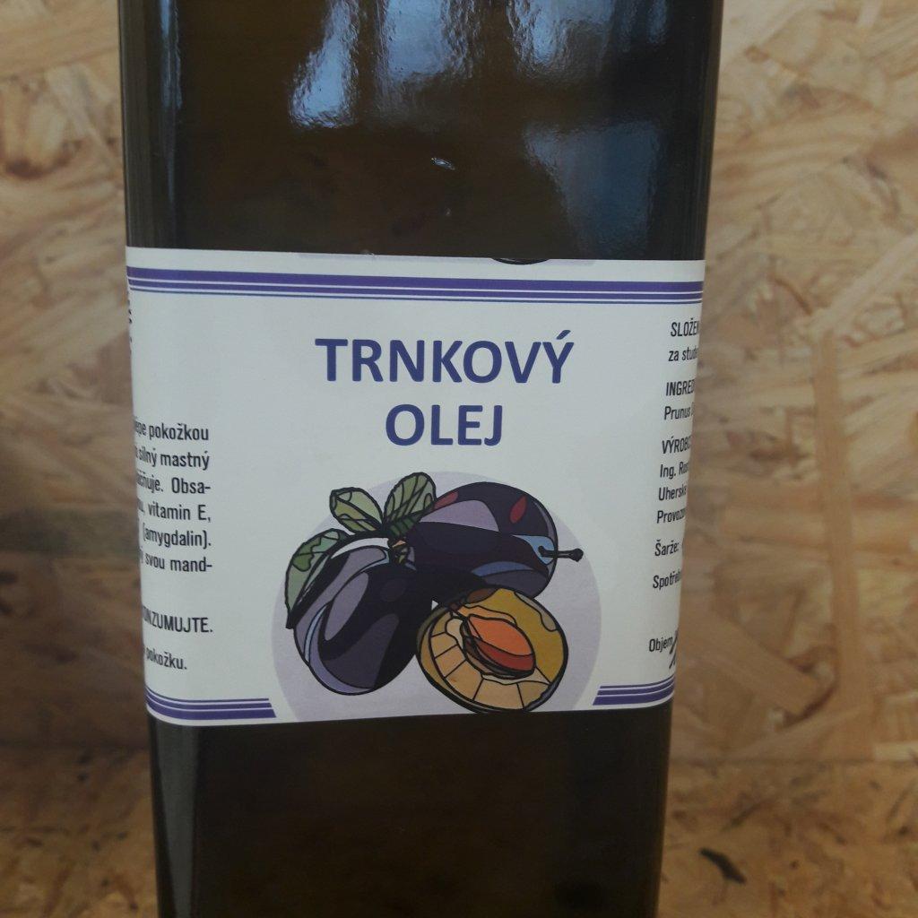 Trnkový olej