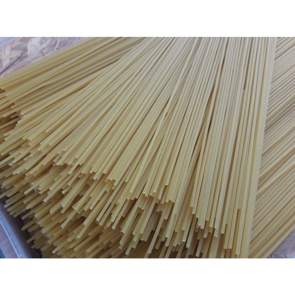 Špagety pšeničné bílé BIO