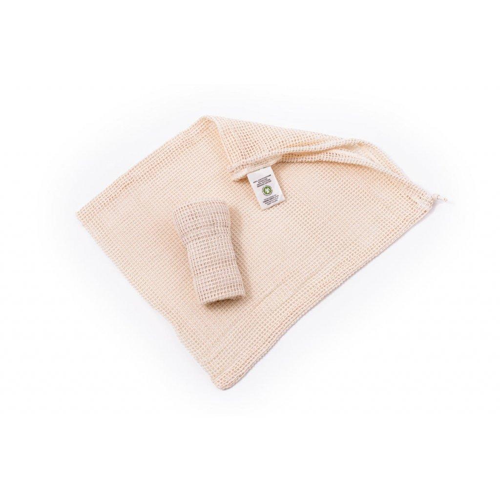 sacek sitovy stredni 38×30 cm 03850 0001 bile samo w