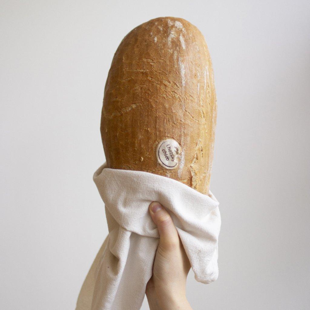 Lhotský kváskový chléb