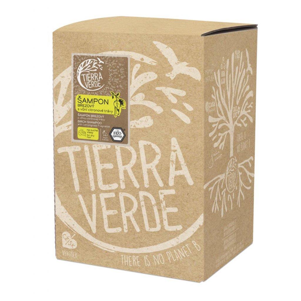 sampon brezovy svuni citronove travy bag in box 5 l 01180 0001 bile samo w
