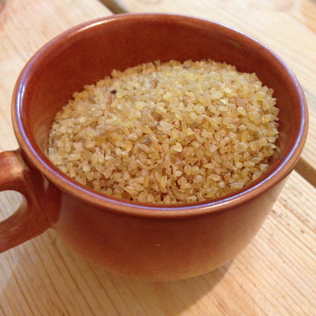 Pšeničný bulgur