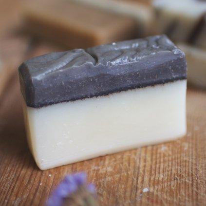 Caltha - mýdlo bahno z mrtvého moře (čistící, akné)