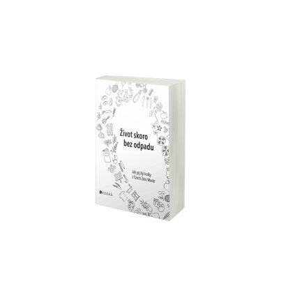 kniha - Život skoro bez odpadu